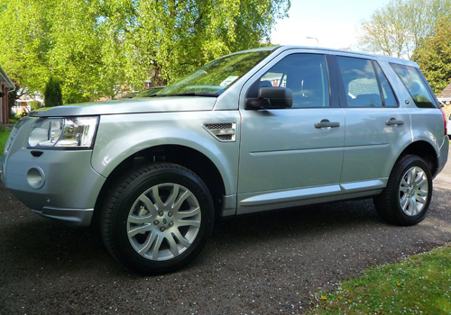 Used Land Rover Freelander 2 engine