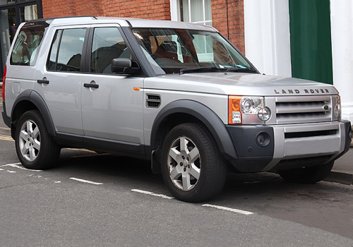 Land Rover Discovery 3 engines