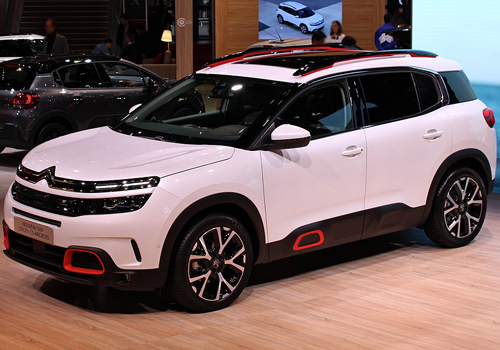 Citroen C5 Aircross 2.7-litre diesel engine