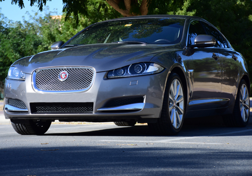 Reconditioned Jaguar XF engines
