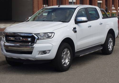 Reconditioned Ford Ranger engines