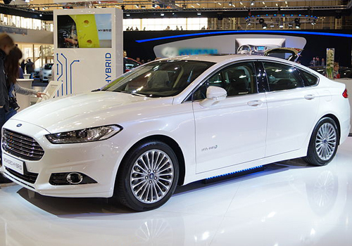 Reconditioned Ford Mondeo engines